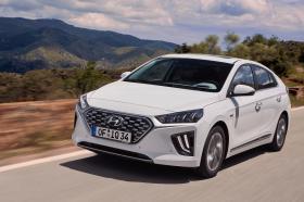 Ver foto 14 de Hyundai Ioniq Hybrid 2019