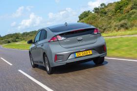 Ver foto 12 de Hyundai Ioniq Electric 2020