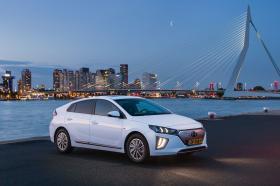 Ver foto 13 de Hyundai Ioniq Electric 2020