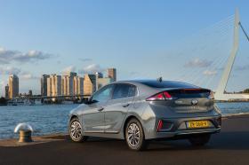 Ver foto 10 de Hyundai Ioniq Electric 2020
