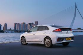 Ver foto 11 de Hyundai Ioniq Electric 2020