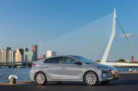 Ver foto 7 de Hyundai Ioniq Electric 2020