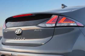 Ver foto 30 de Hyundai Ioniq Electric 2020