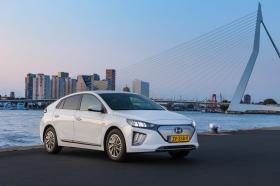 Ver foto 8 de Hyundai Ioniq Electric 2020
