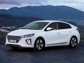 Ver foto 17 de Hyundai Ioniq Hybrid 2019