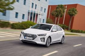 Ver foto 4 de Hyundai Ioniq Hybrid 2019