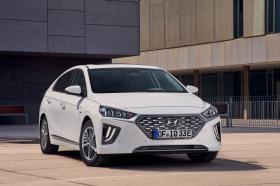 Ver foto 7 de Hyundai Ioniq plug-in 2019