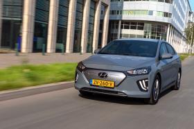 Ver foto 20 de Hyundai Ioniq Electric 2020