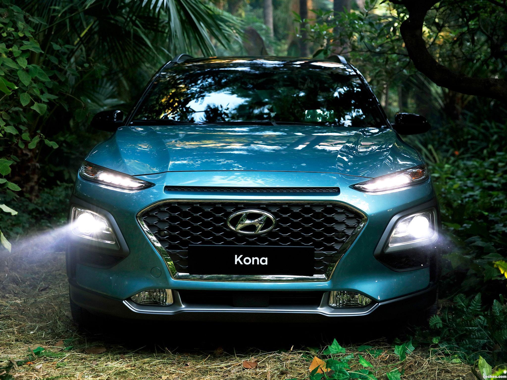 Foto 0 de Hyundai Kona 2017