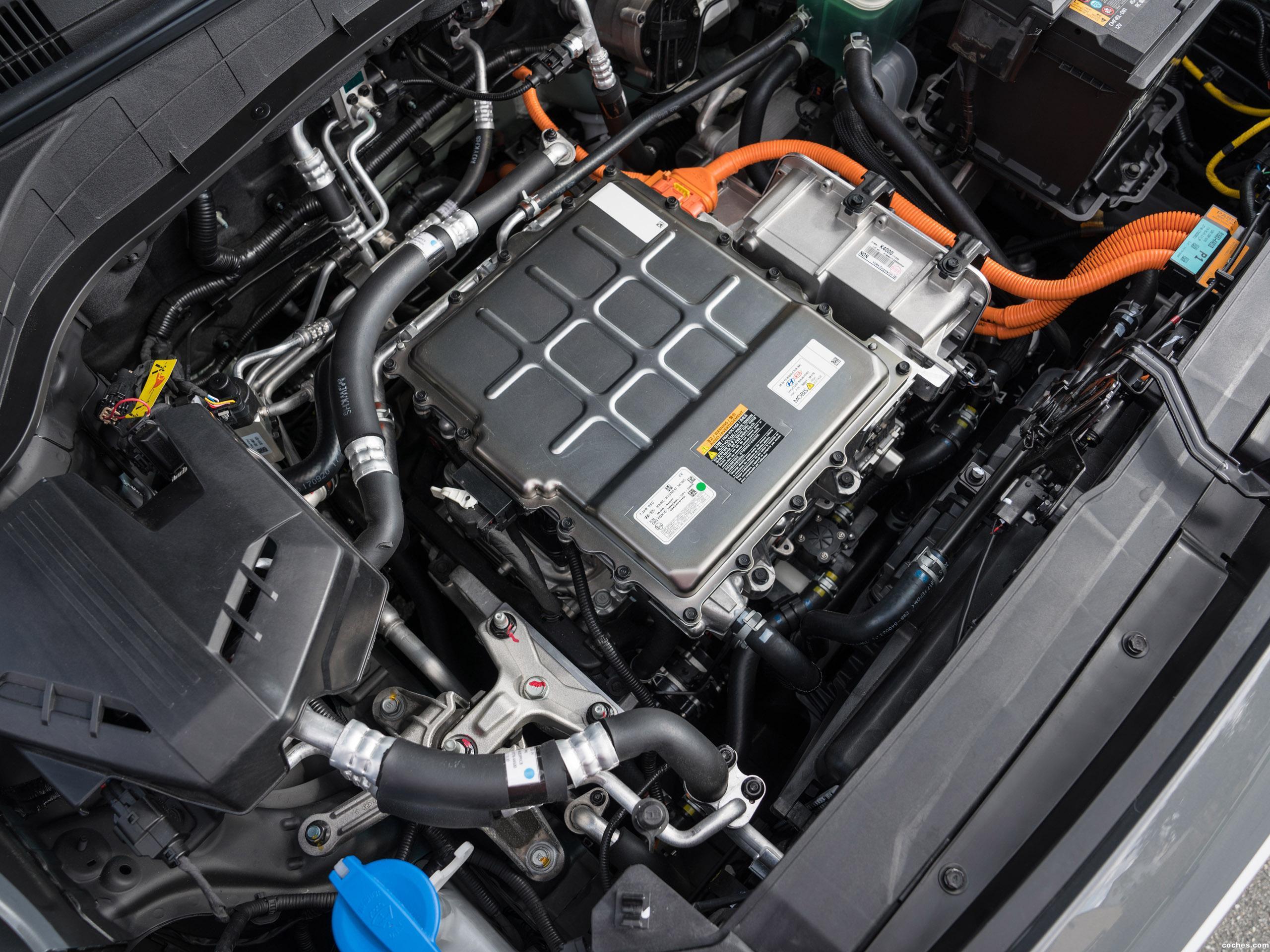 Foto 28 de Hyundai Kona Electric USA 2018