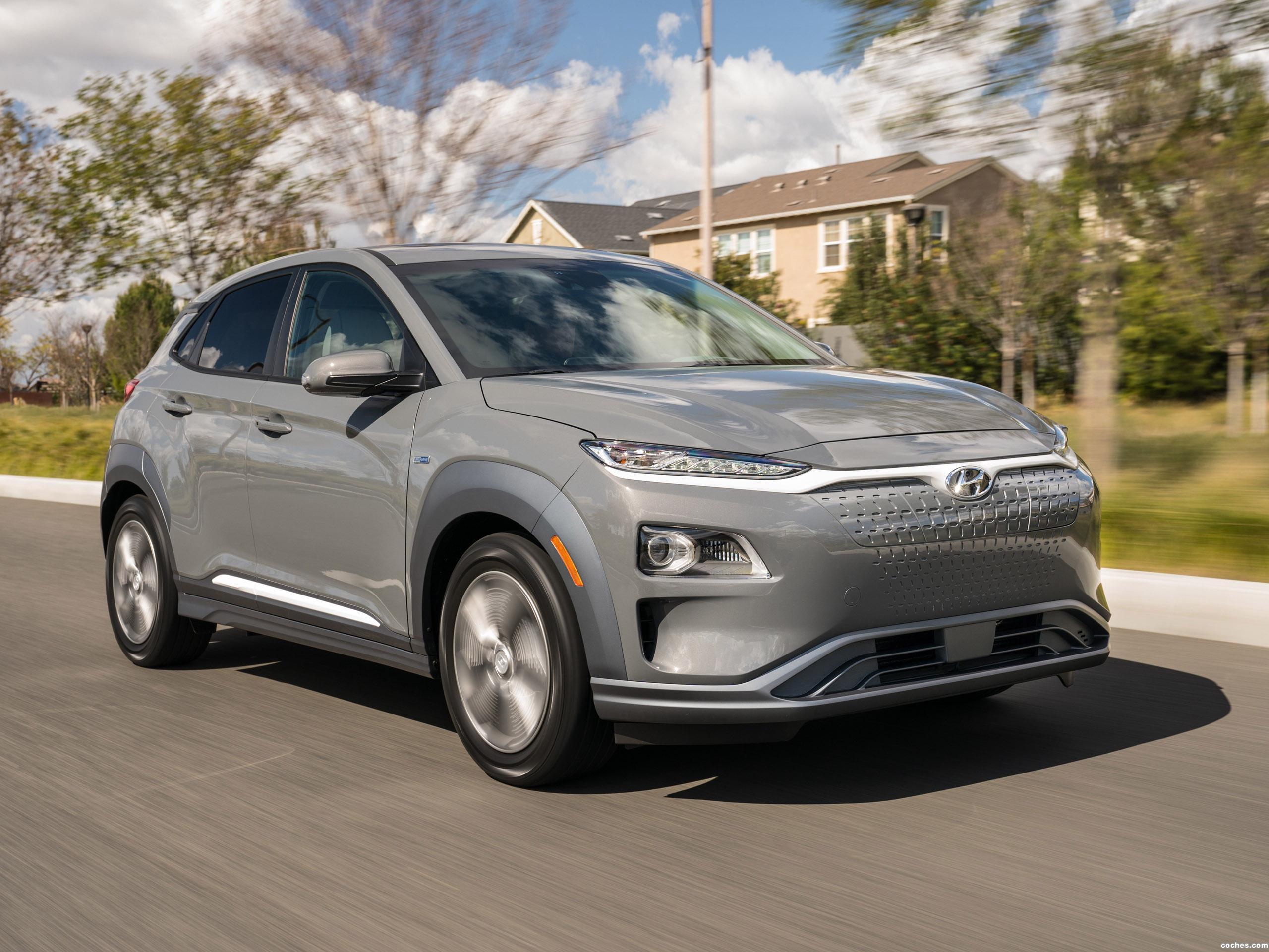 Foto 27 de Hyundai Kona Electric USA 2018