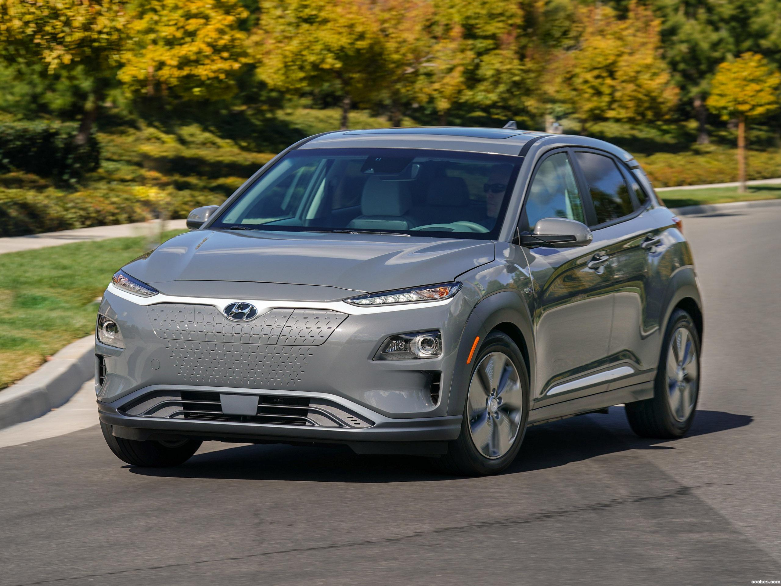 Foto 26 de Hyundai Kona Electric USA 2018