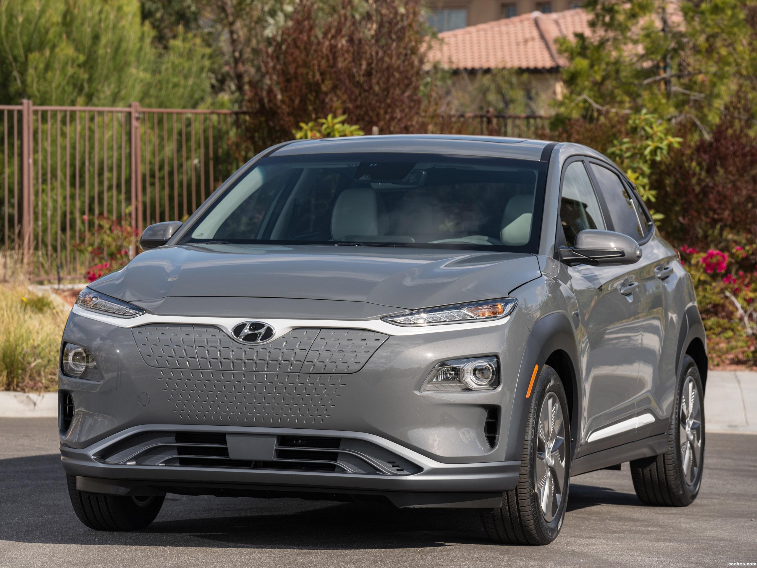 Foto 25 de Hyundai Kona Electric USA 2018