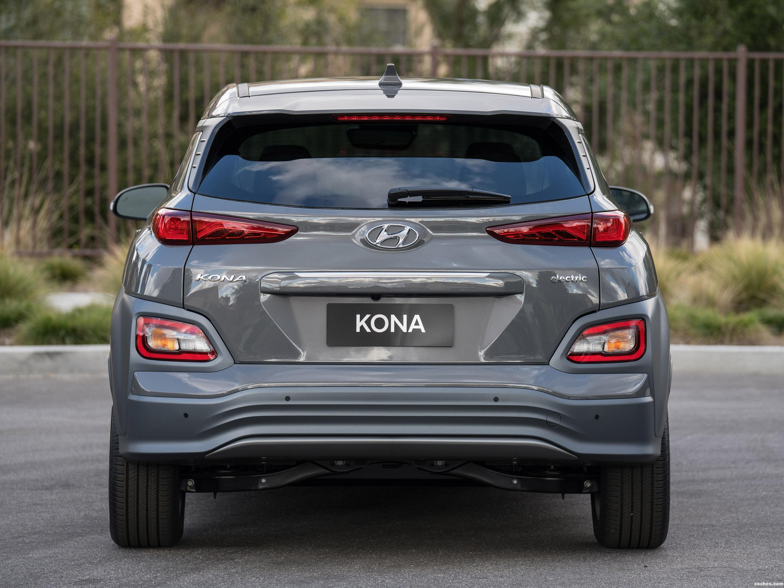 Foto 24 de Hyundai Kona Electric USA 2018