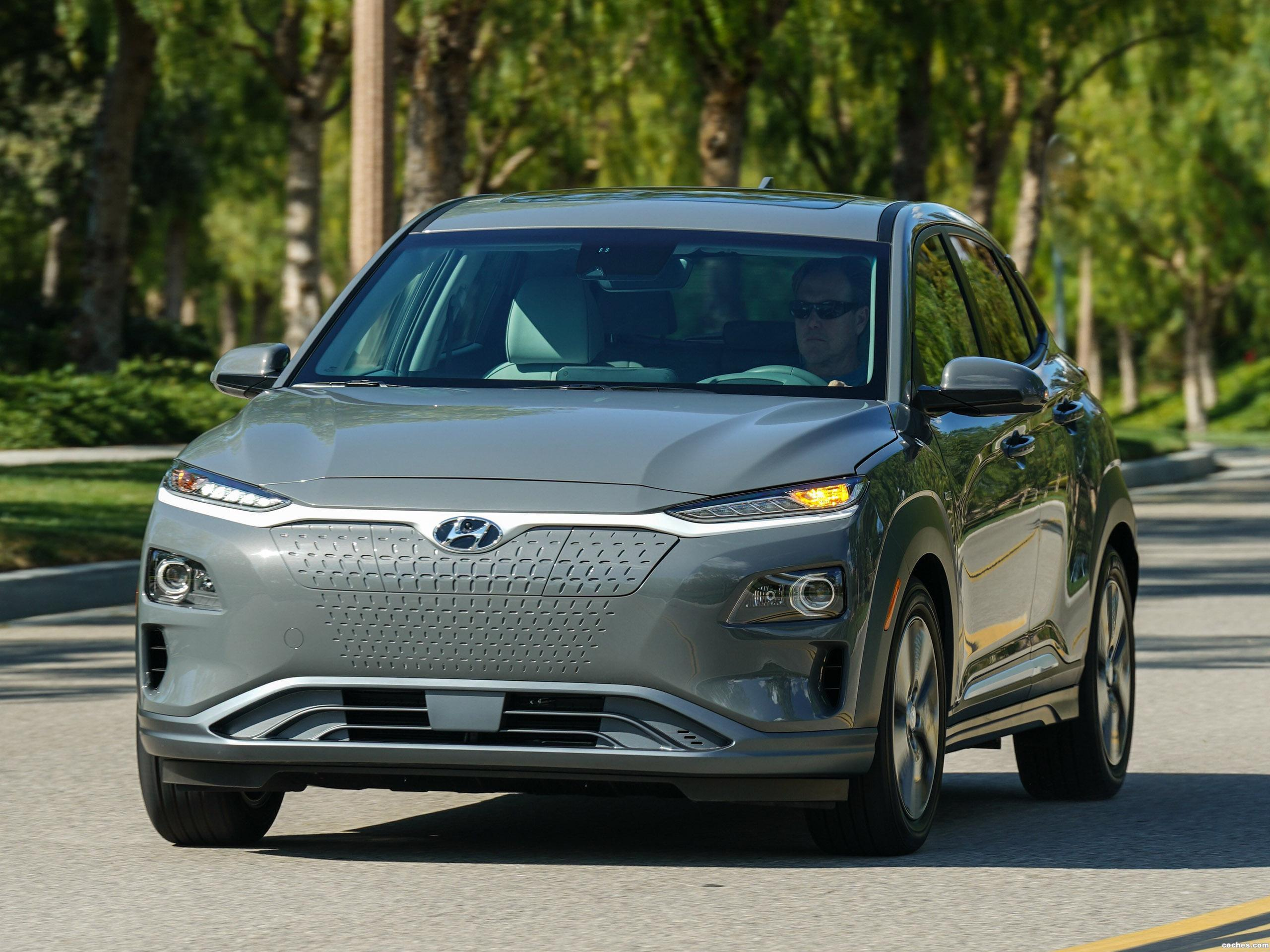 Foto 22 de Hyundai Kona Electric USA 2018