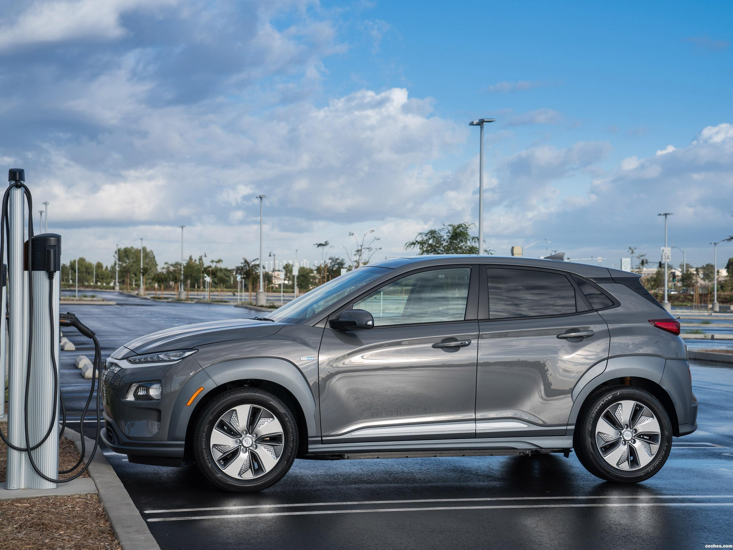 Foto 21 de Hyundai Kona Electric USA 2018