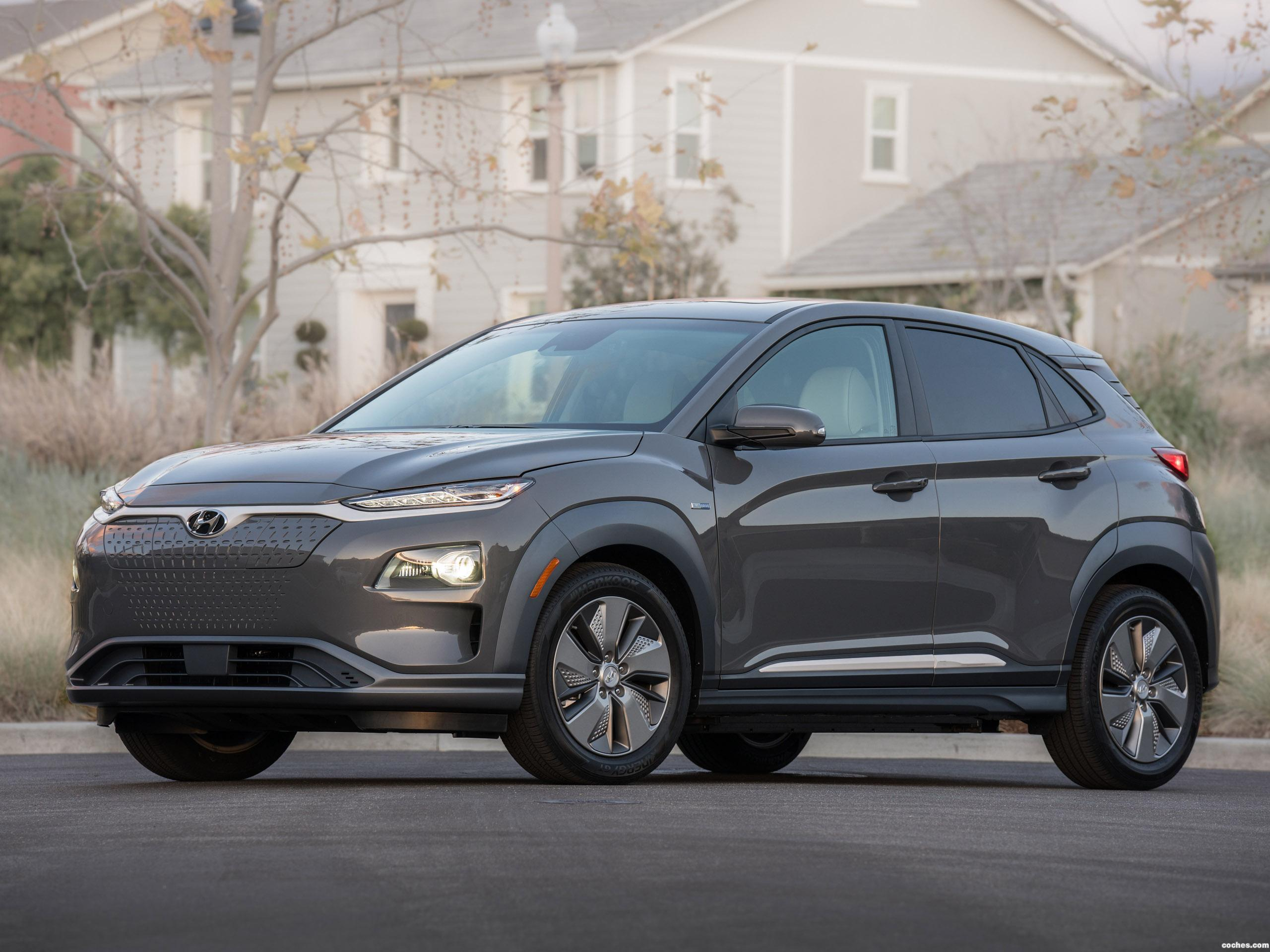 Foto 18 de Hyundai Kona Electric USA 2018