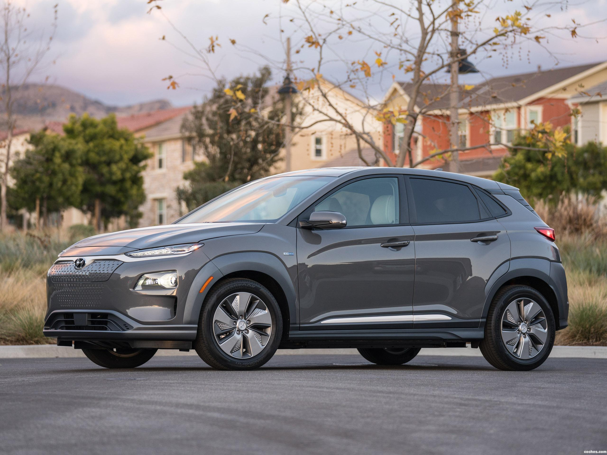 Foto 17 de Hyundai Kona Electric USA 2018