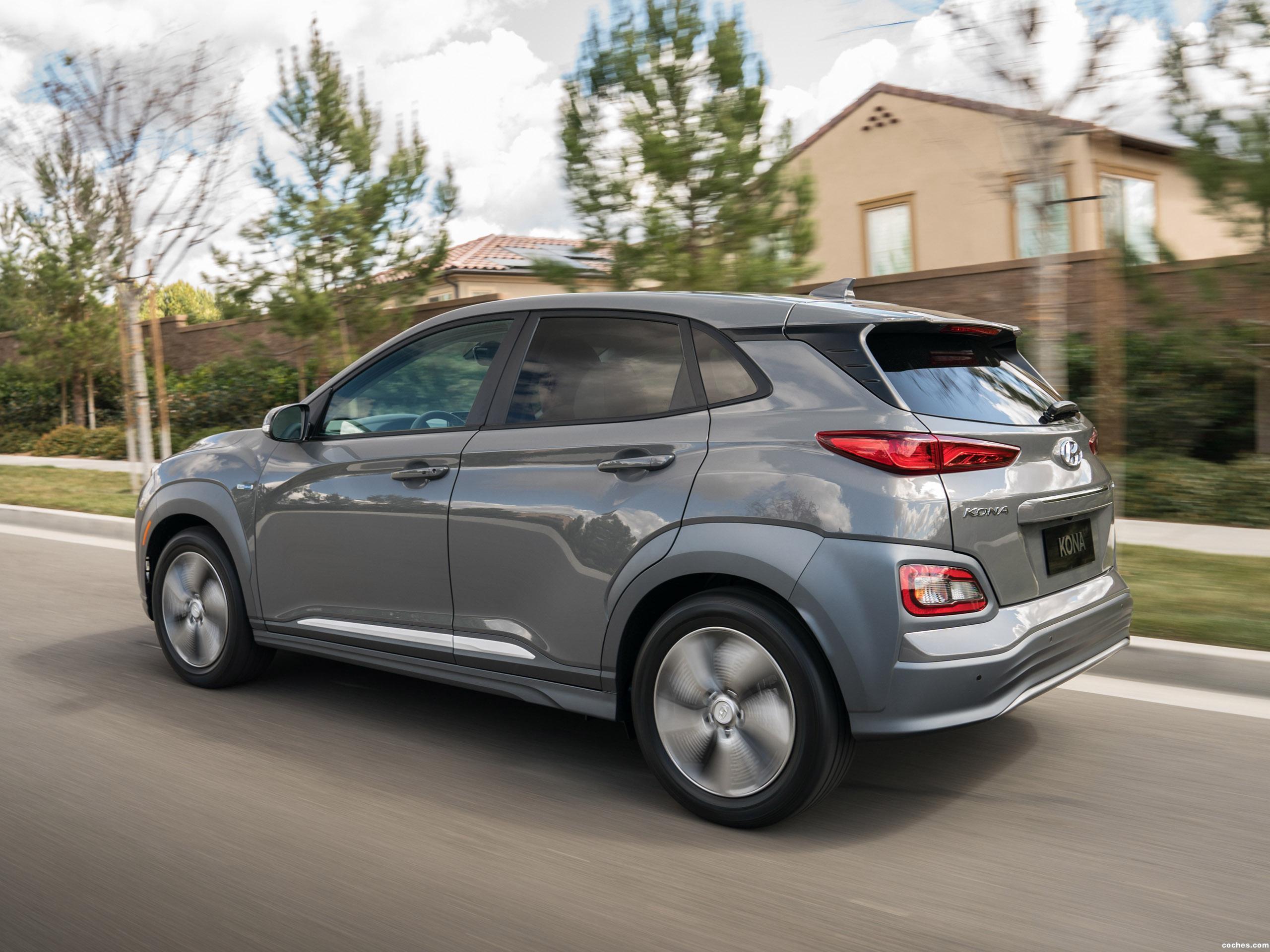 Foto 16 de Hyundai Kona Electric USA 2018