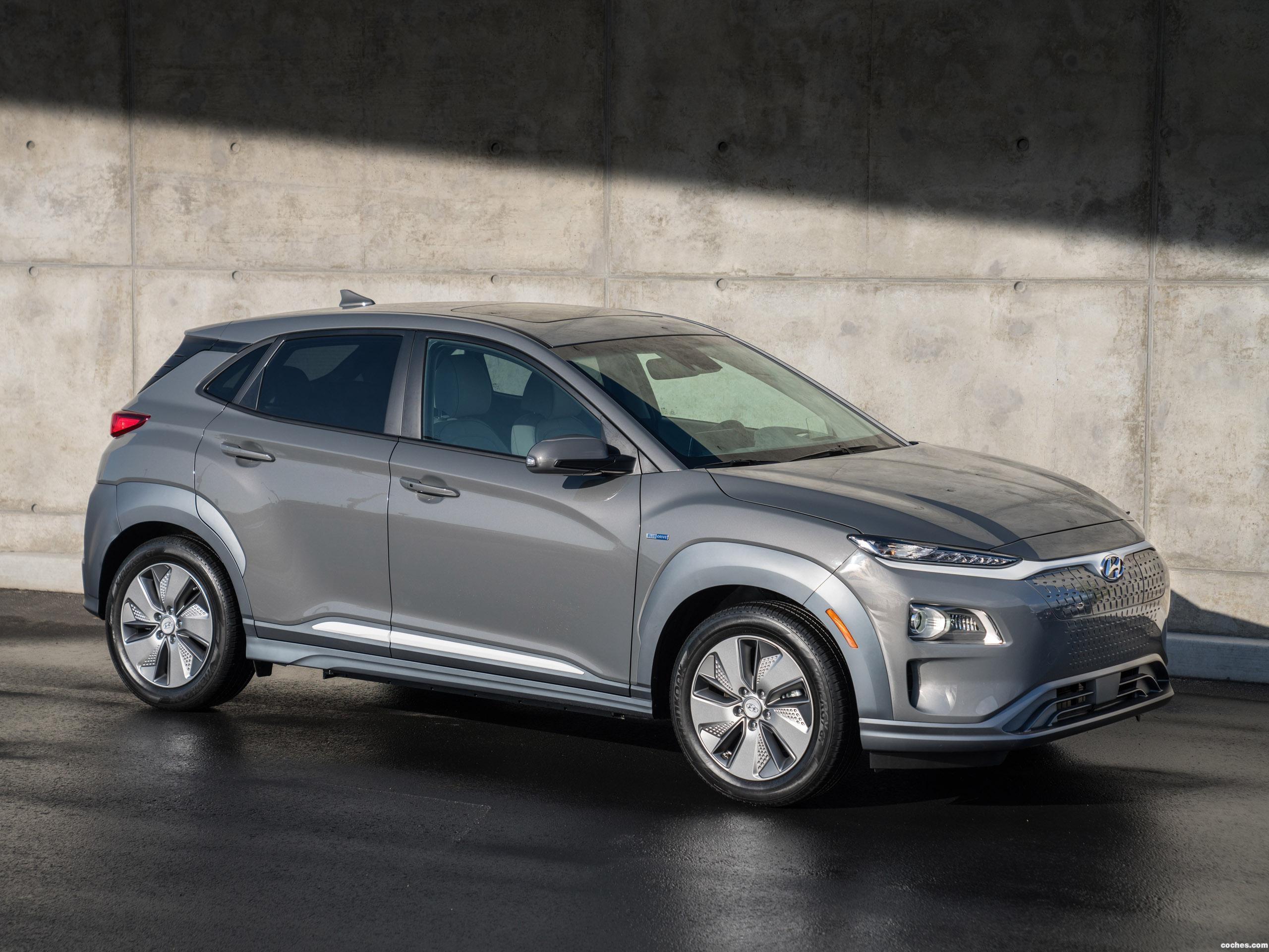 Foto 15 de Hyundai Kona Electric USA 2018