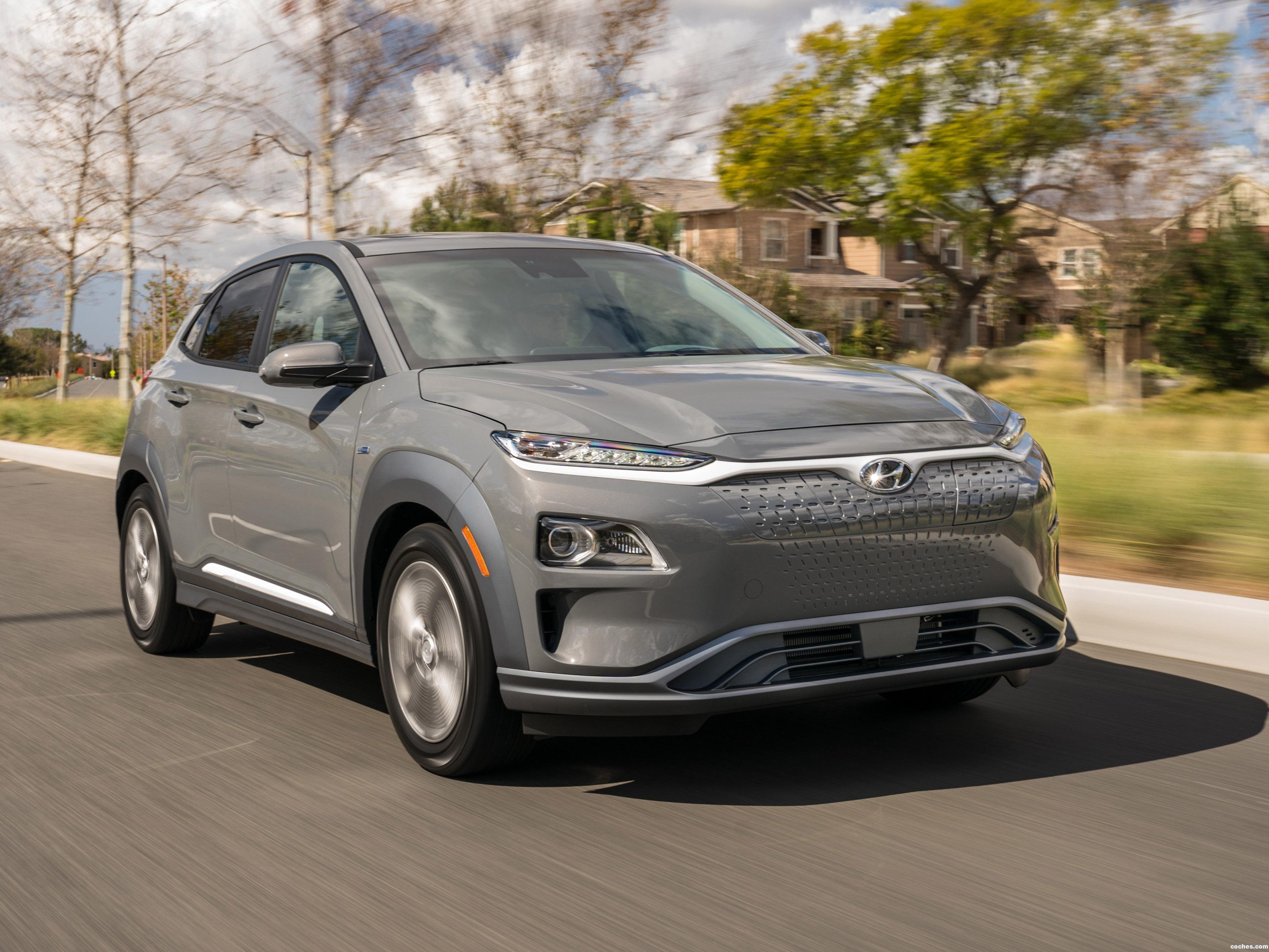 Foto 14 de Hyundai Kona Electric USA 2018