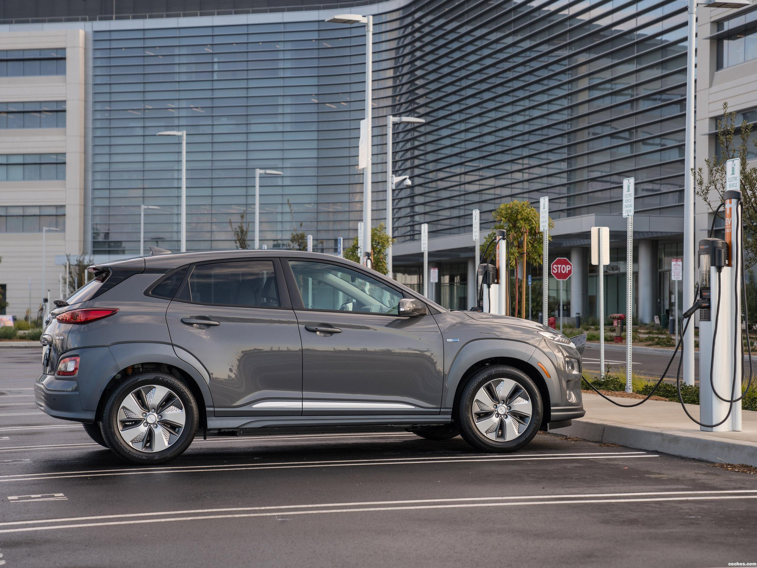 Foto 13 de Hyundai Kona Electric USA 2018