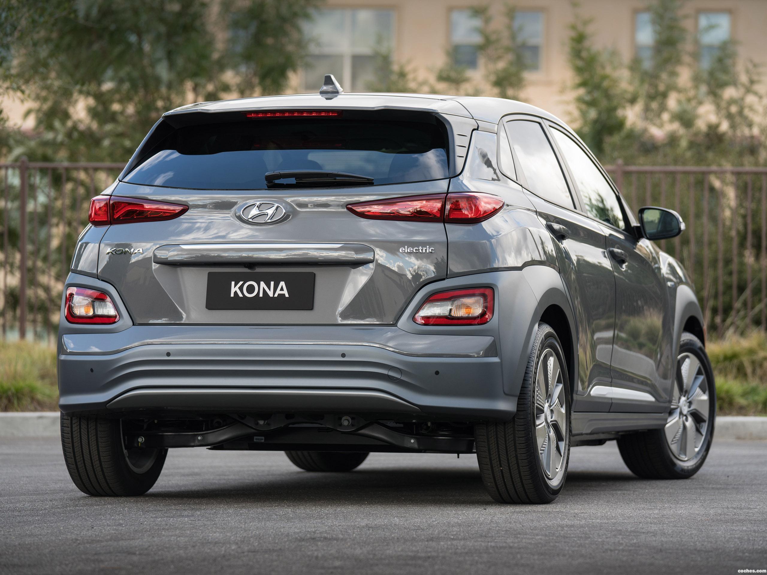 Foto 11 de Hyundai Kona Electric USA 2018