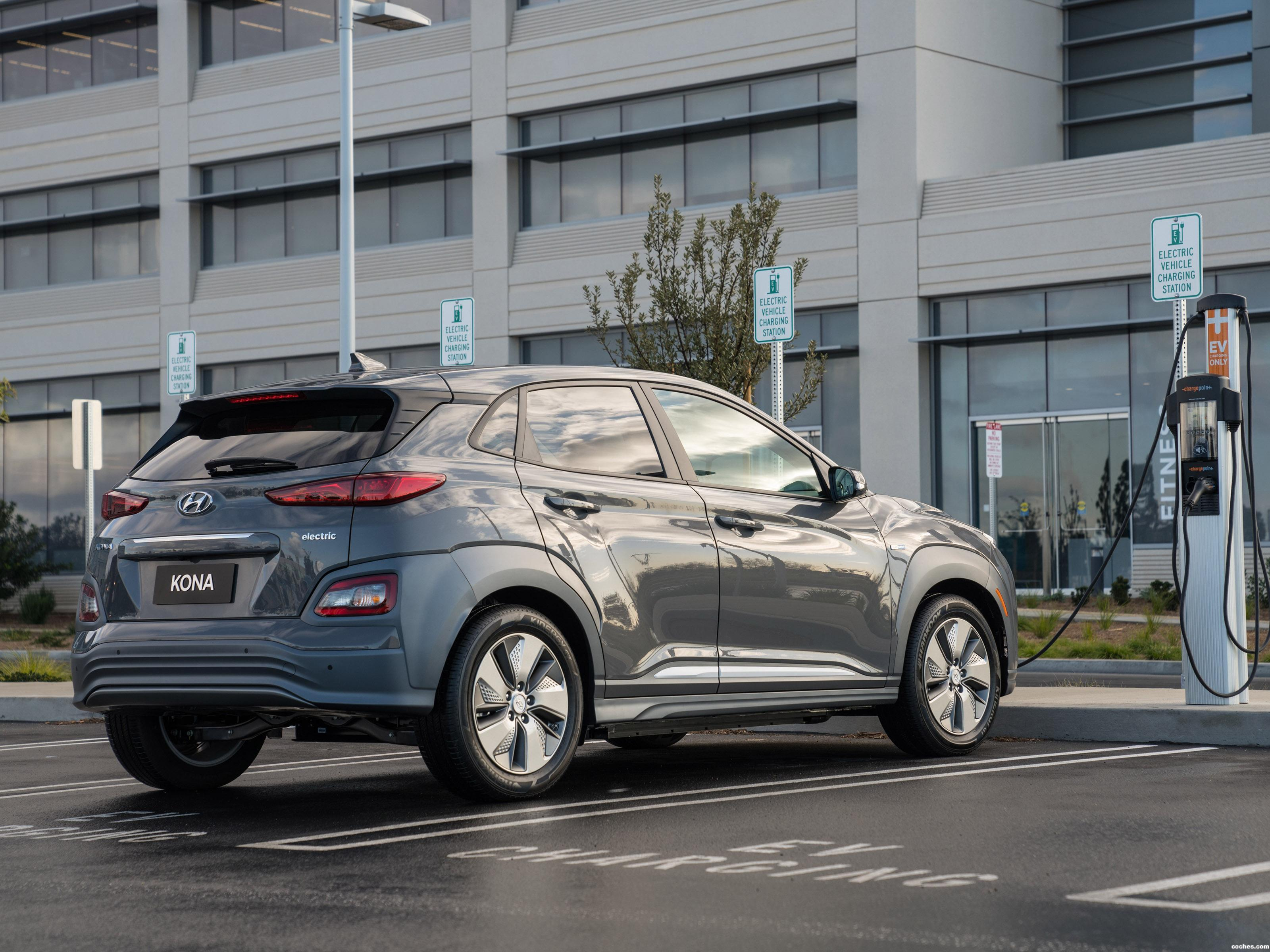 Foto 8 de Hyundai Kona Electric USA 2018