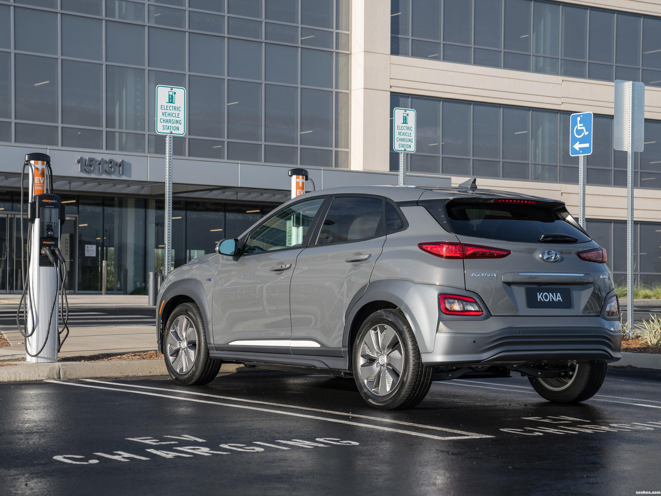 Foto 6 de Hyundai Kona Electric USA 2018