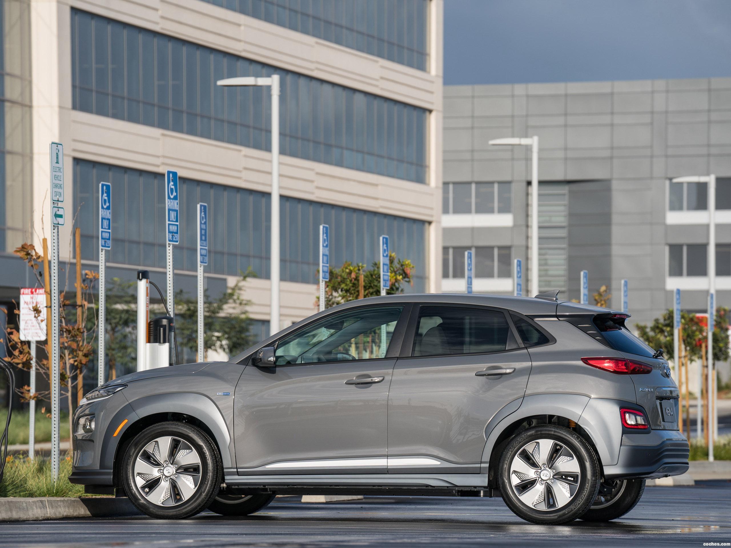 Foto 5 de Hyundai Kona Electric USA 2018