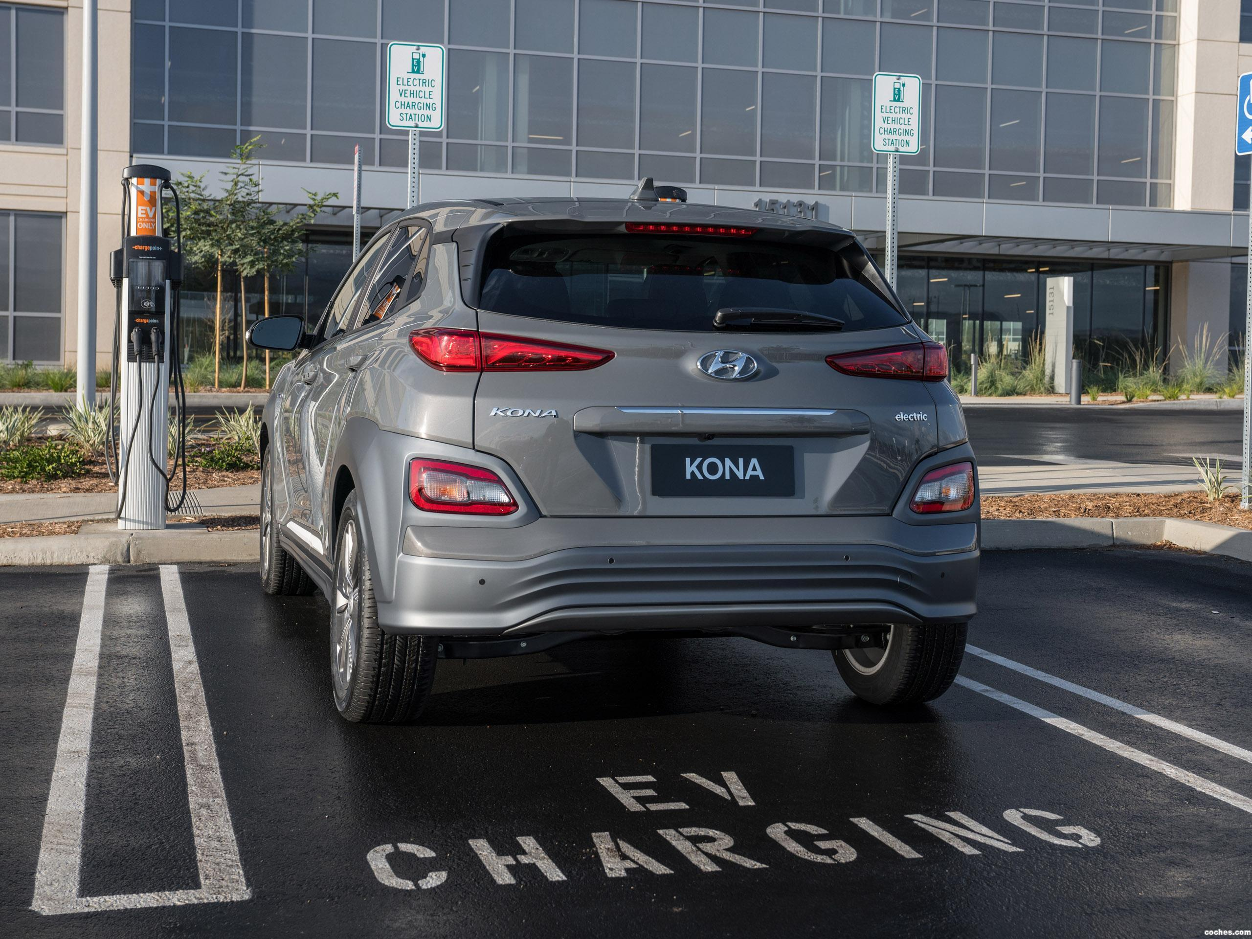 Foto 4 de Hyundai Kona Electric USA 2018