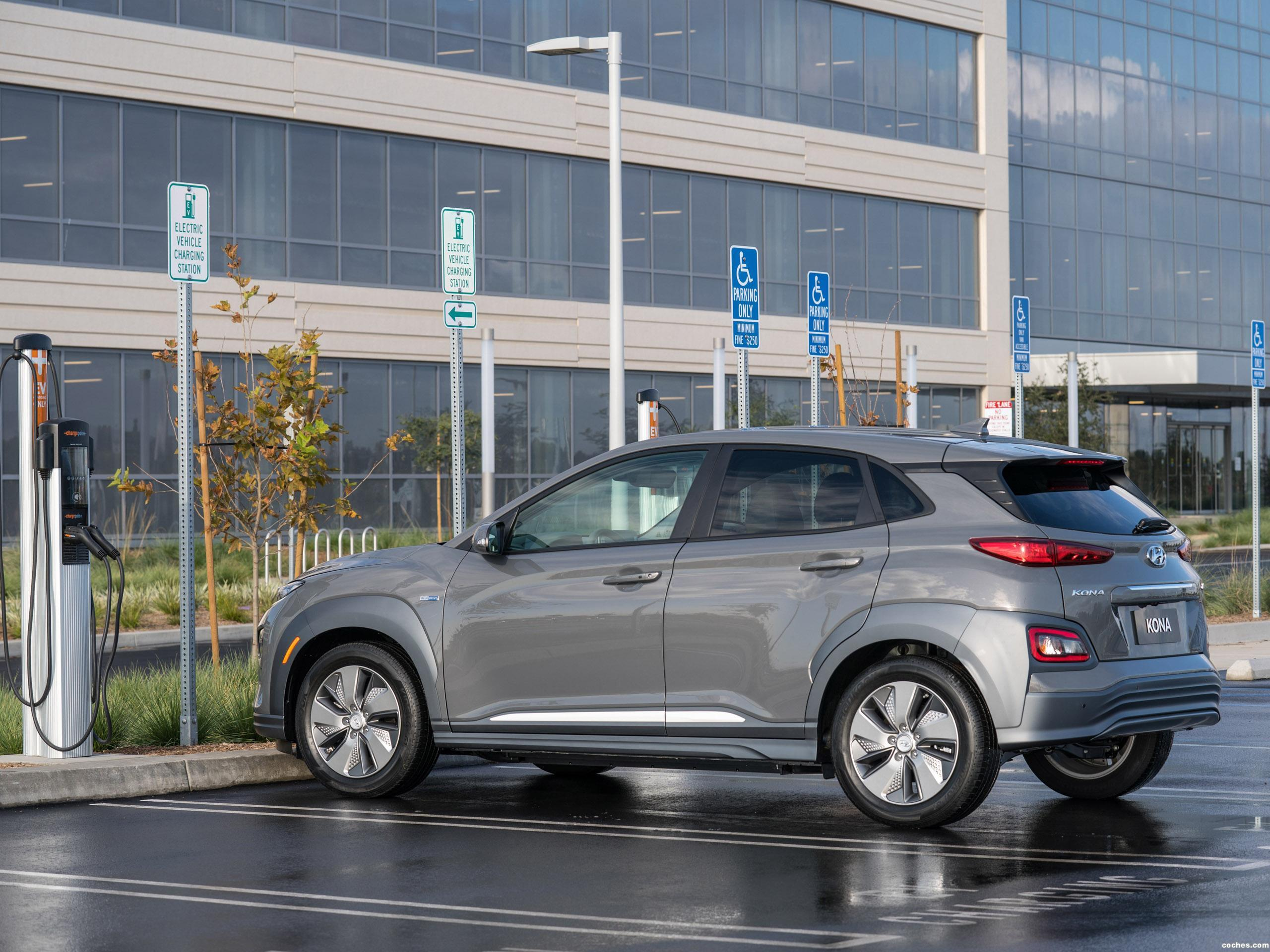 Foto 3 de Hyundai Kona Electric USA 2018