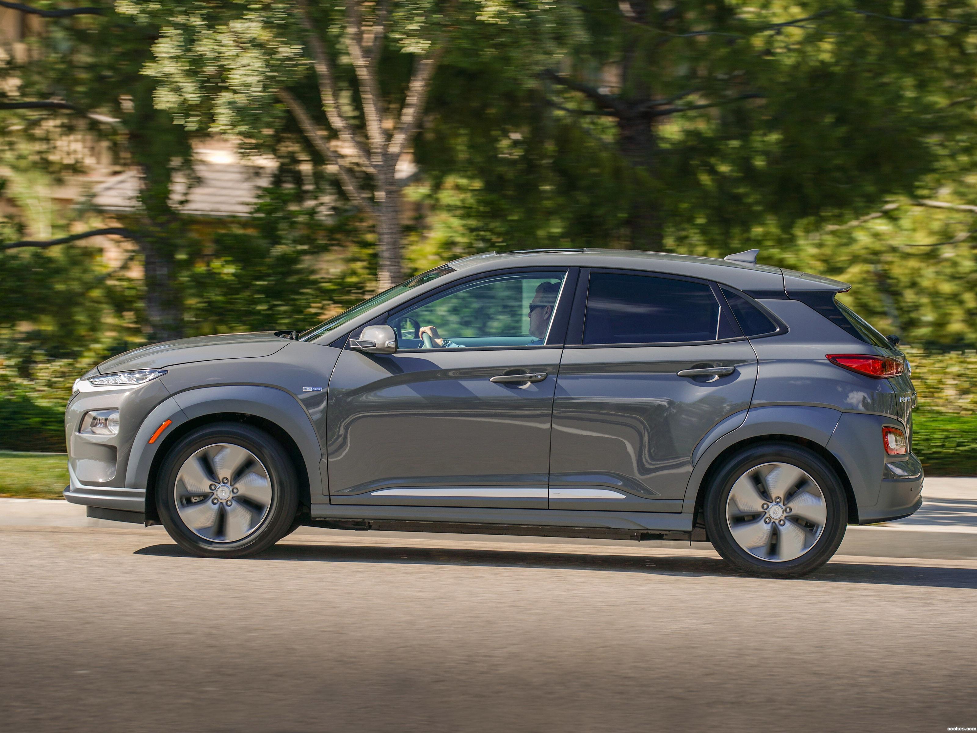 Foto 1 de Hyundai Kona Electric USA 2018