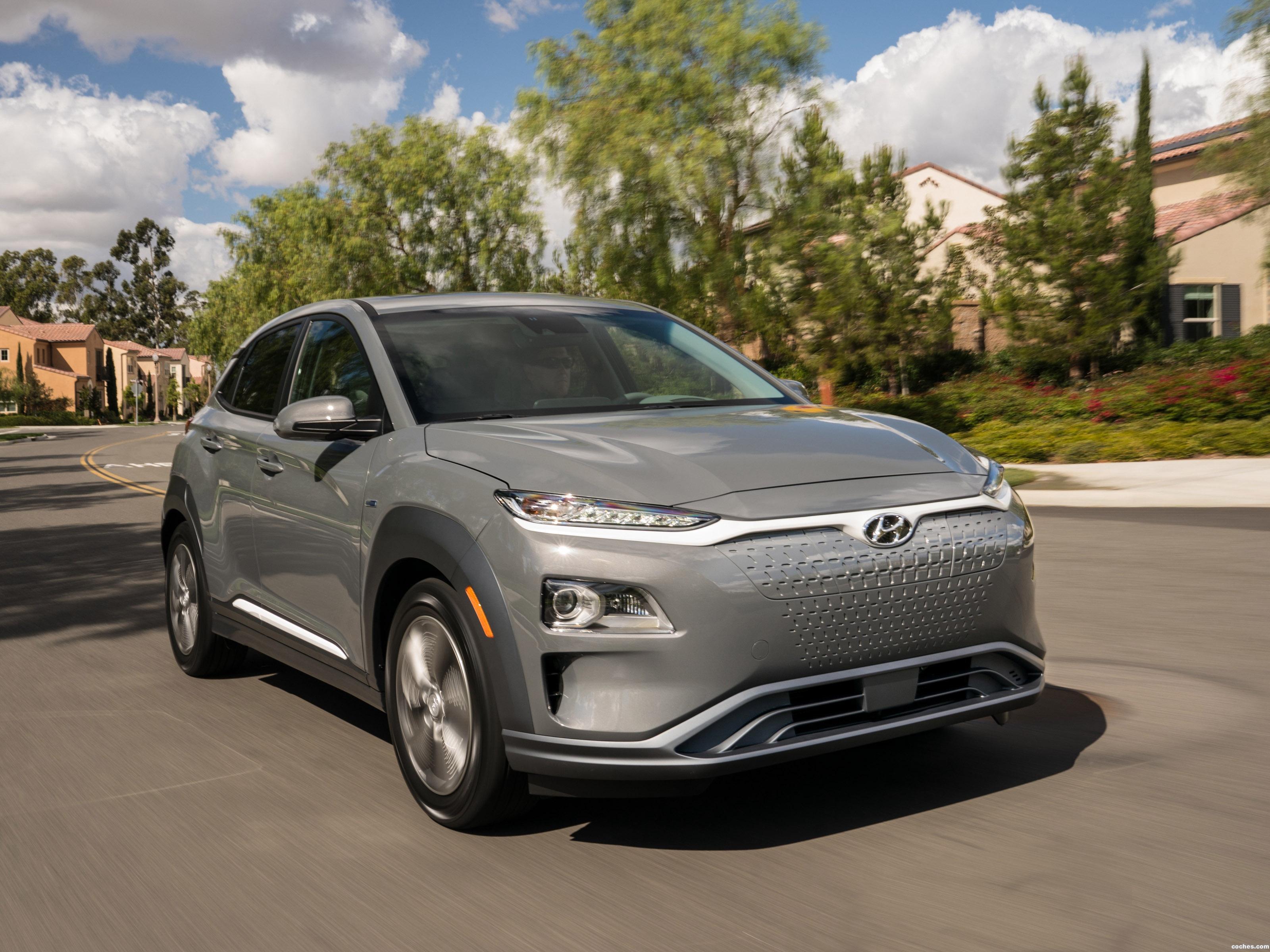 Foto 0 de Hyundai Kona Electric USA 2018