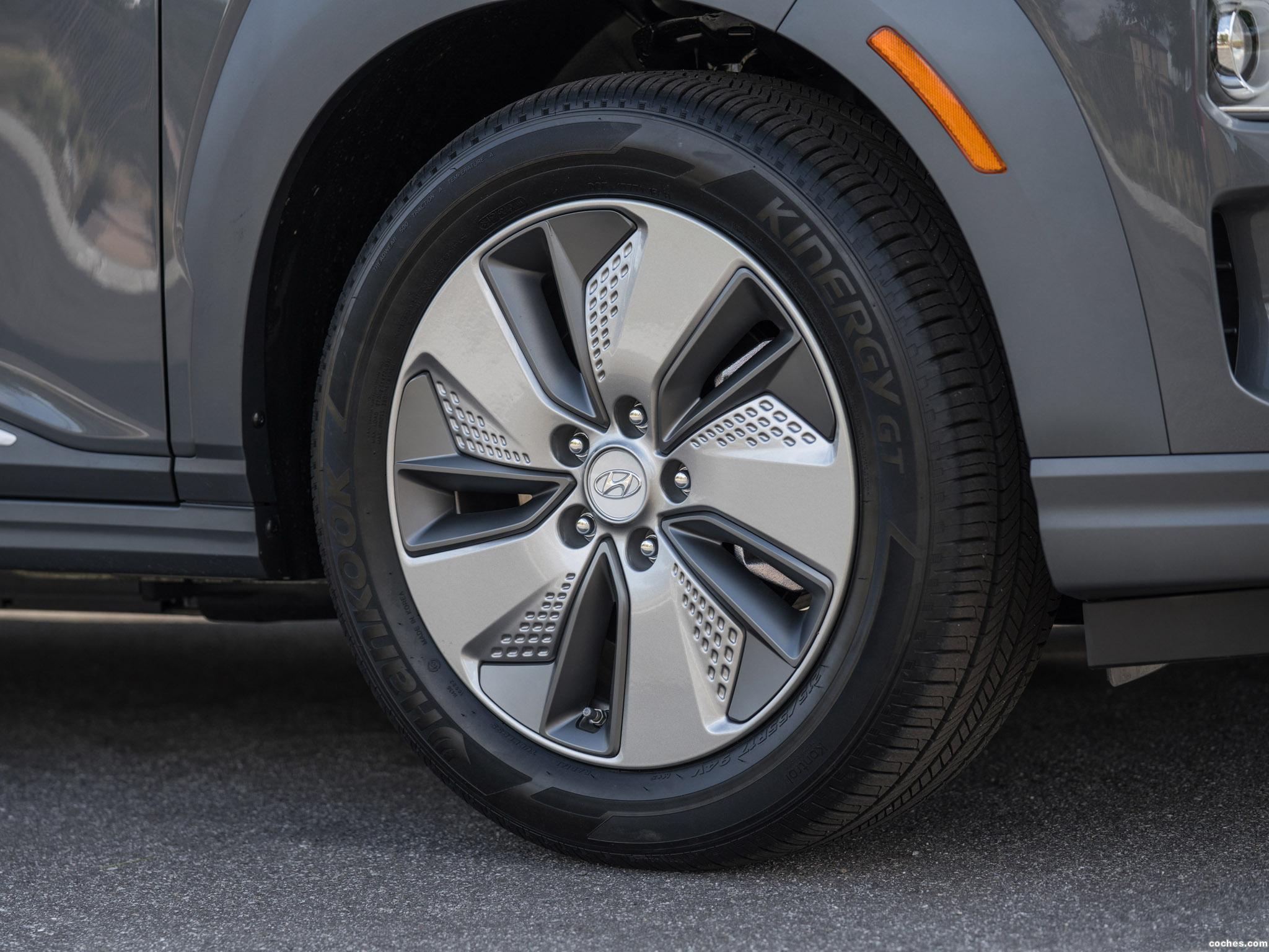 Foto 31 de Hyundai Kona Electric USA 2018