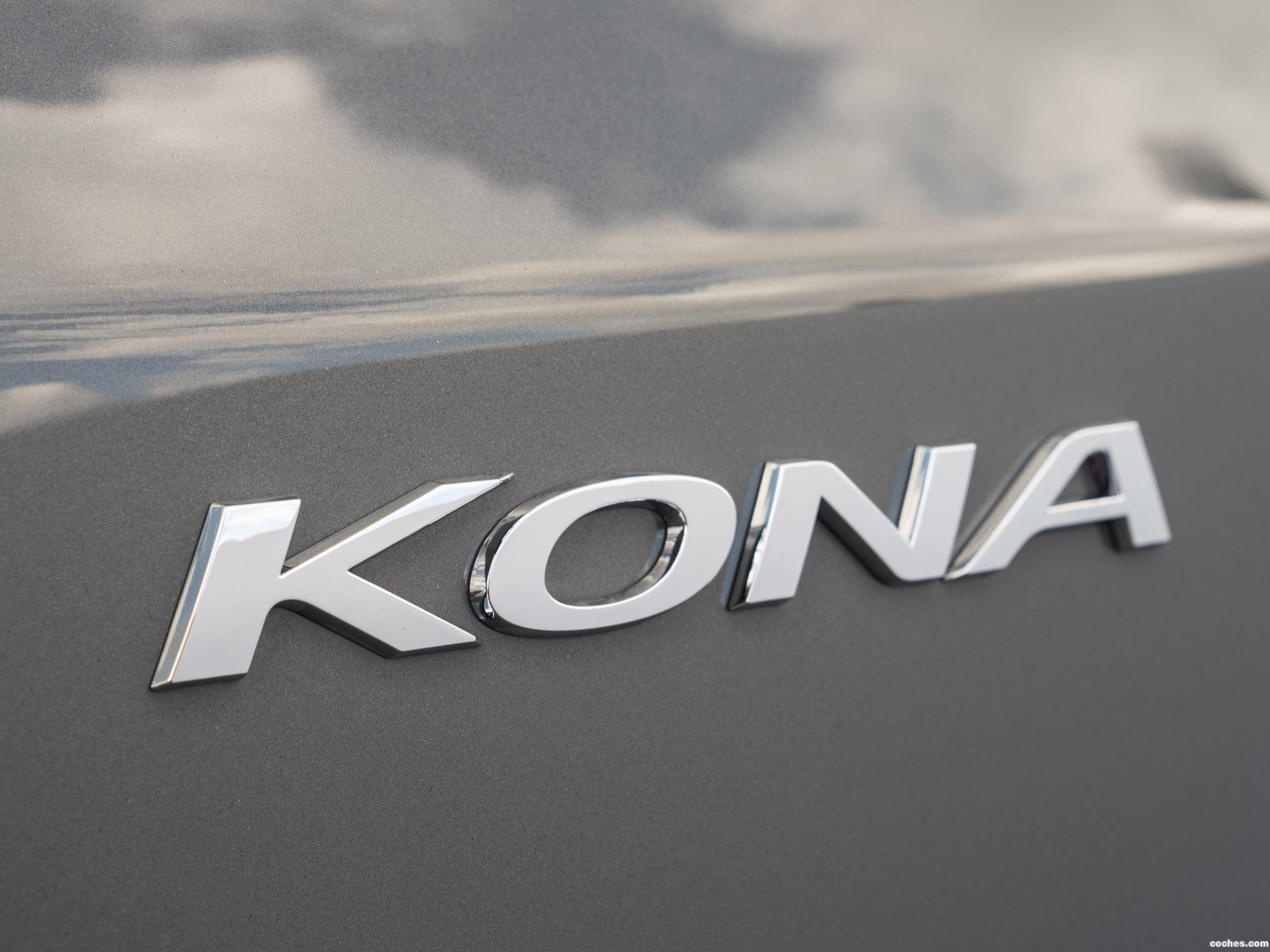 Foto 30 de Hyundai Kona Electric USA 2018