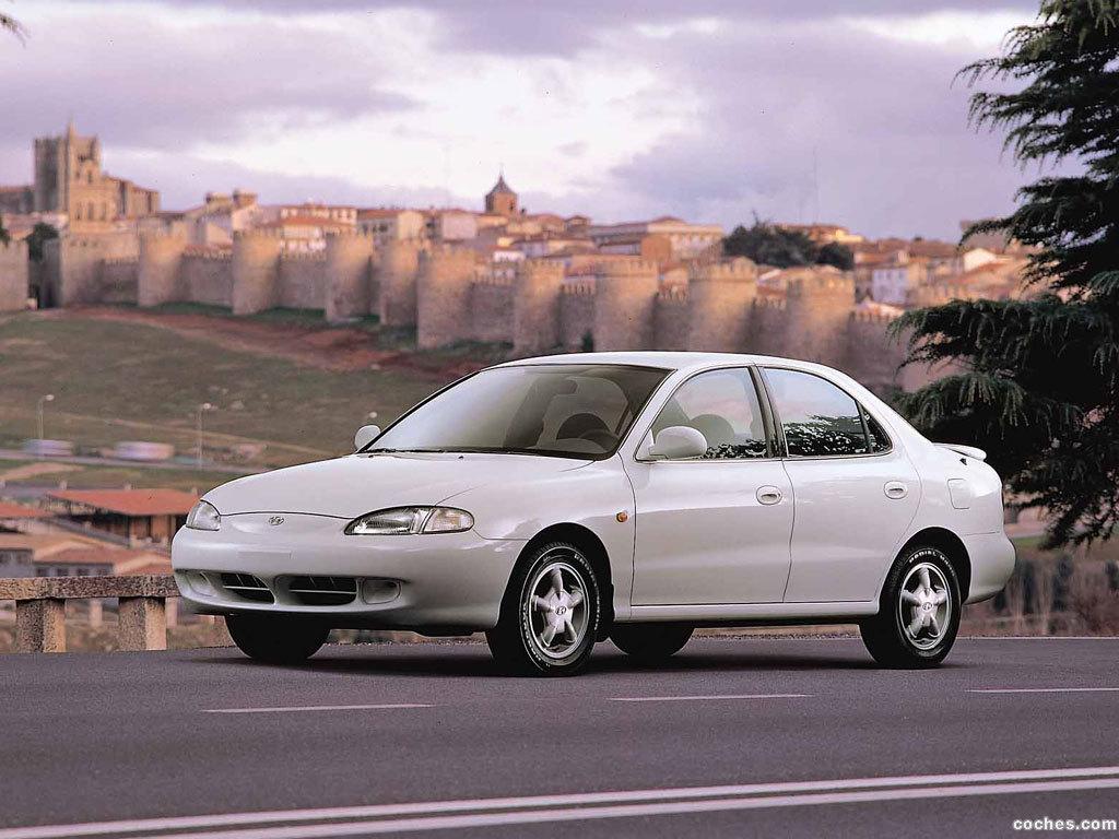 Foto 0 de Hyundai Lantra 1995