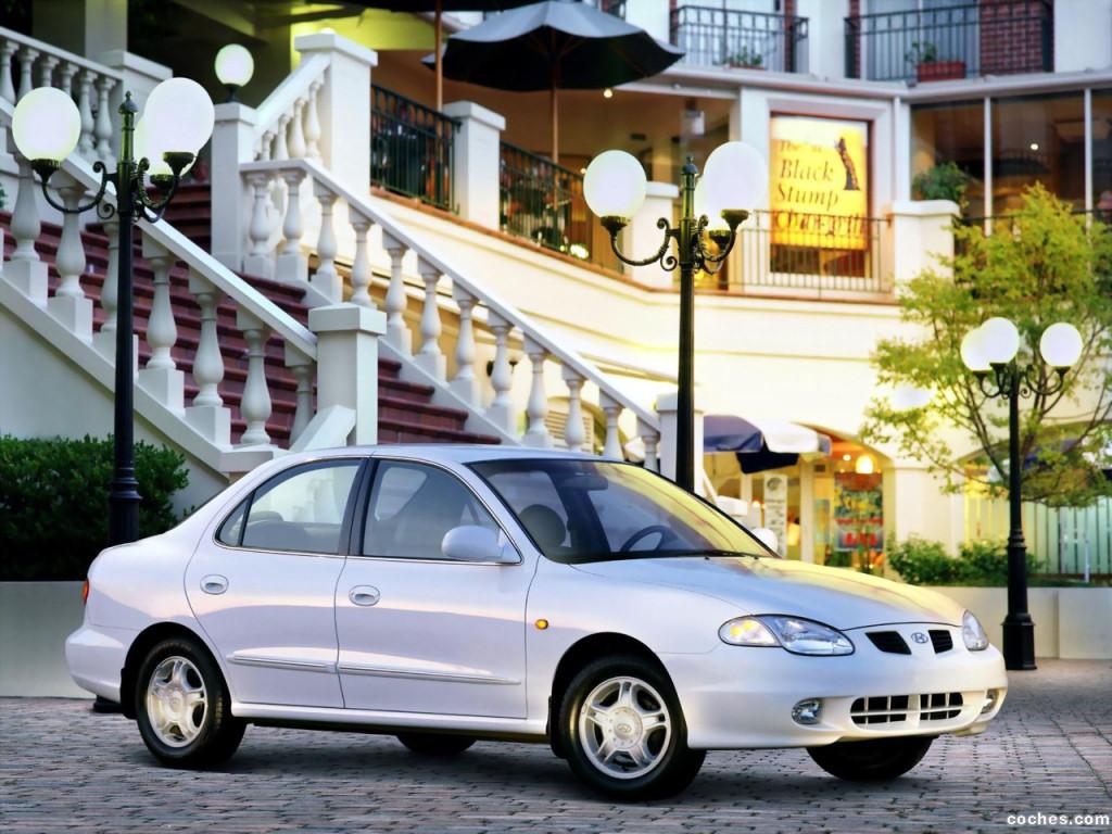 Foto 0 de Hyundai Lantra 1998