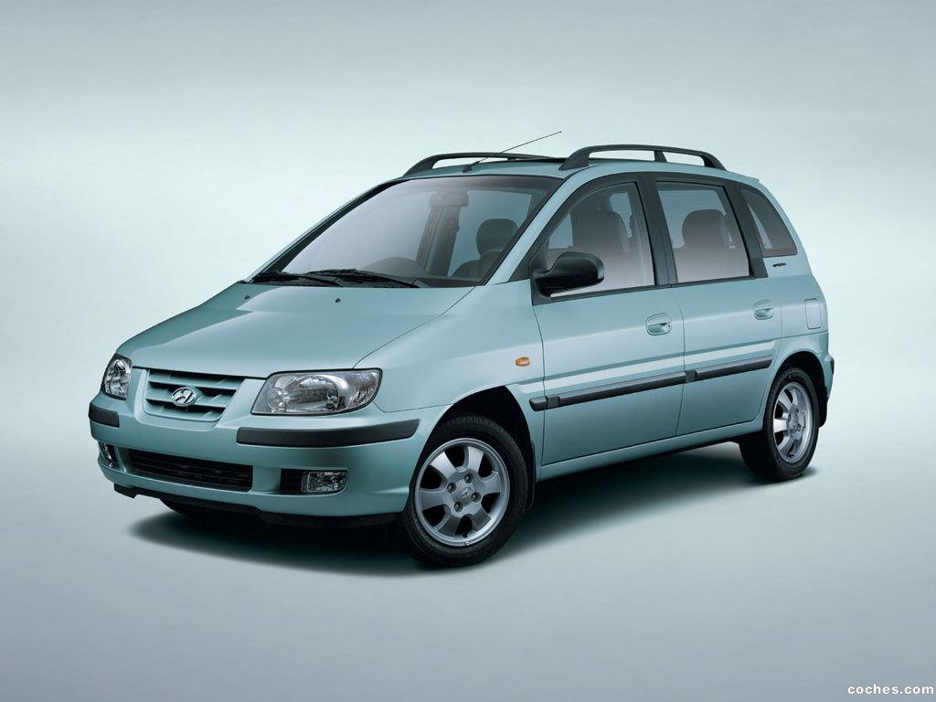Foto 0 de Hyundai Matrix 2001