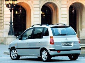 Ver foto 4 de Hyundai Matrix 2001