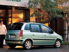 Ver foto 2 de Hyundai Matrix 2001
