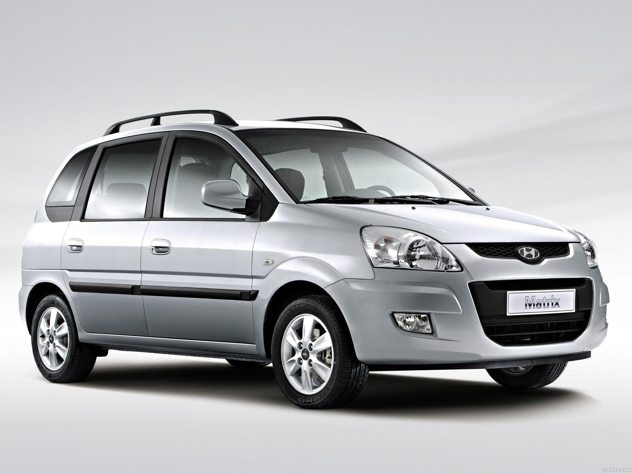 Foto 0 de Hyundai Matrix 2008
