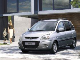 Ver foto 6 de Hyundai Matrix 2008