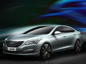 Ver foto 1 de Hyundai Mistra China 2013
