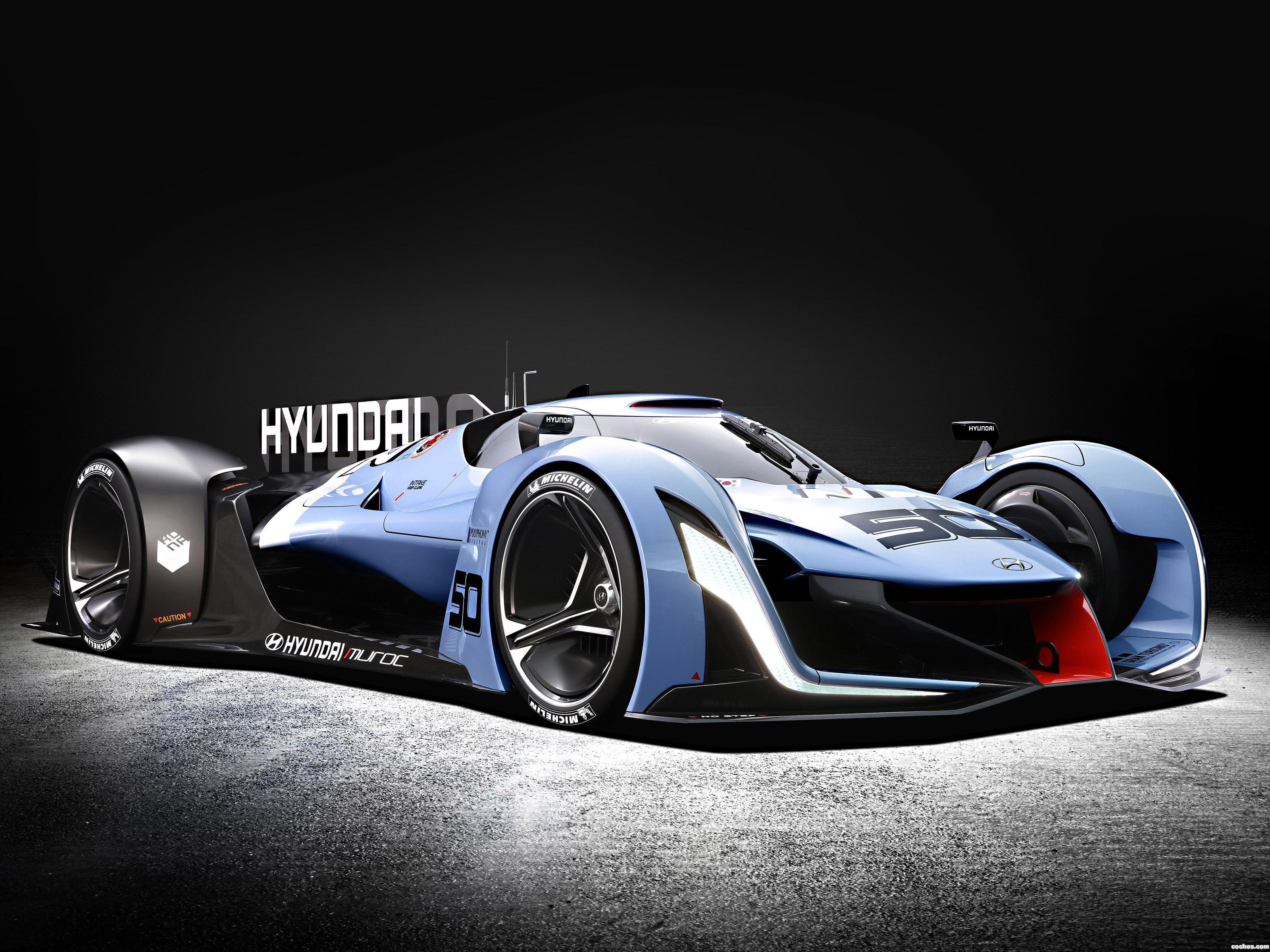 Foto 0 de Hyundai  2025 Vision Gran Turismo 2015