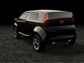 Ver foto 2 de Hyundai Neos 2 Concept 2003