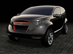 Ver foto 1 de Hyundai Neos 2 Concept 2003