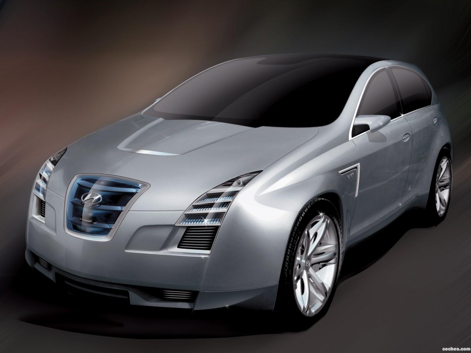 Foto 0 de Hyundai Neos 3 Concept 2005