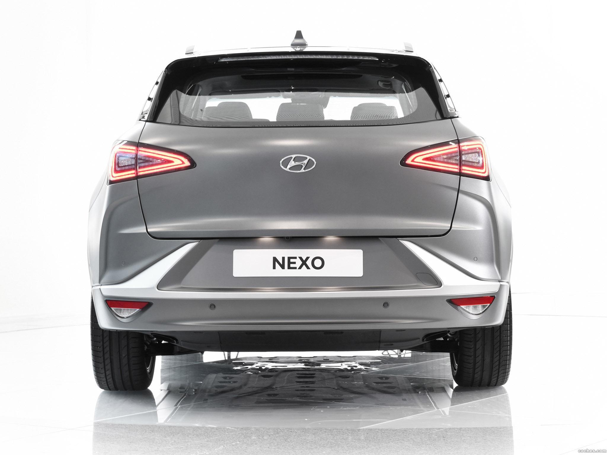 Foto 13 de Hyundai Nexo 2018