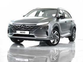 Ver foto 16 de Hyundai Nexo 2018
